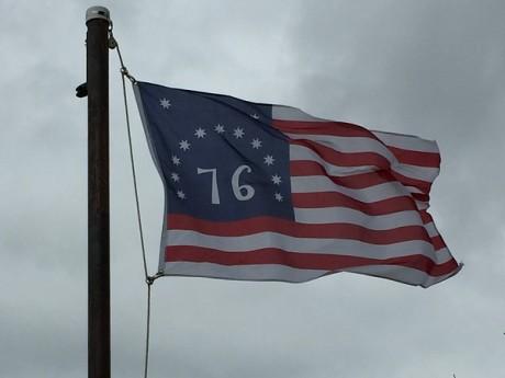 YS160116 - Bennington Flag-M